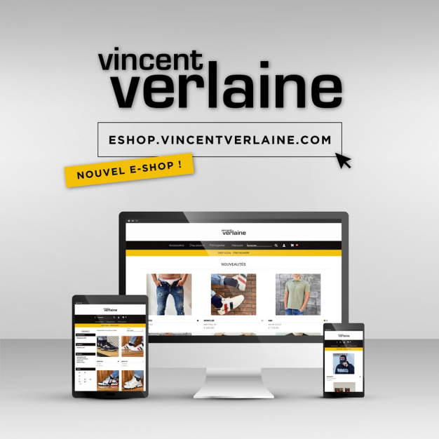 E-Shop - Vincent Verlaine